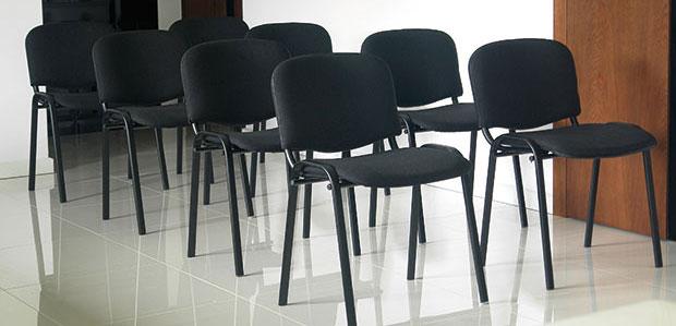 Krzesła ISO Black